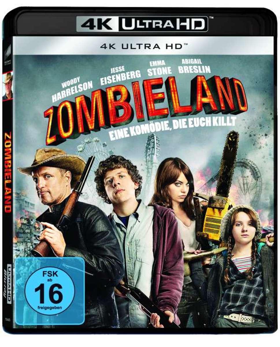 Zombieland (Ultra HD Blu-ray)-
