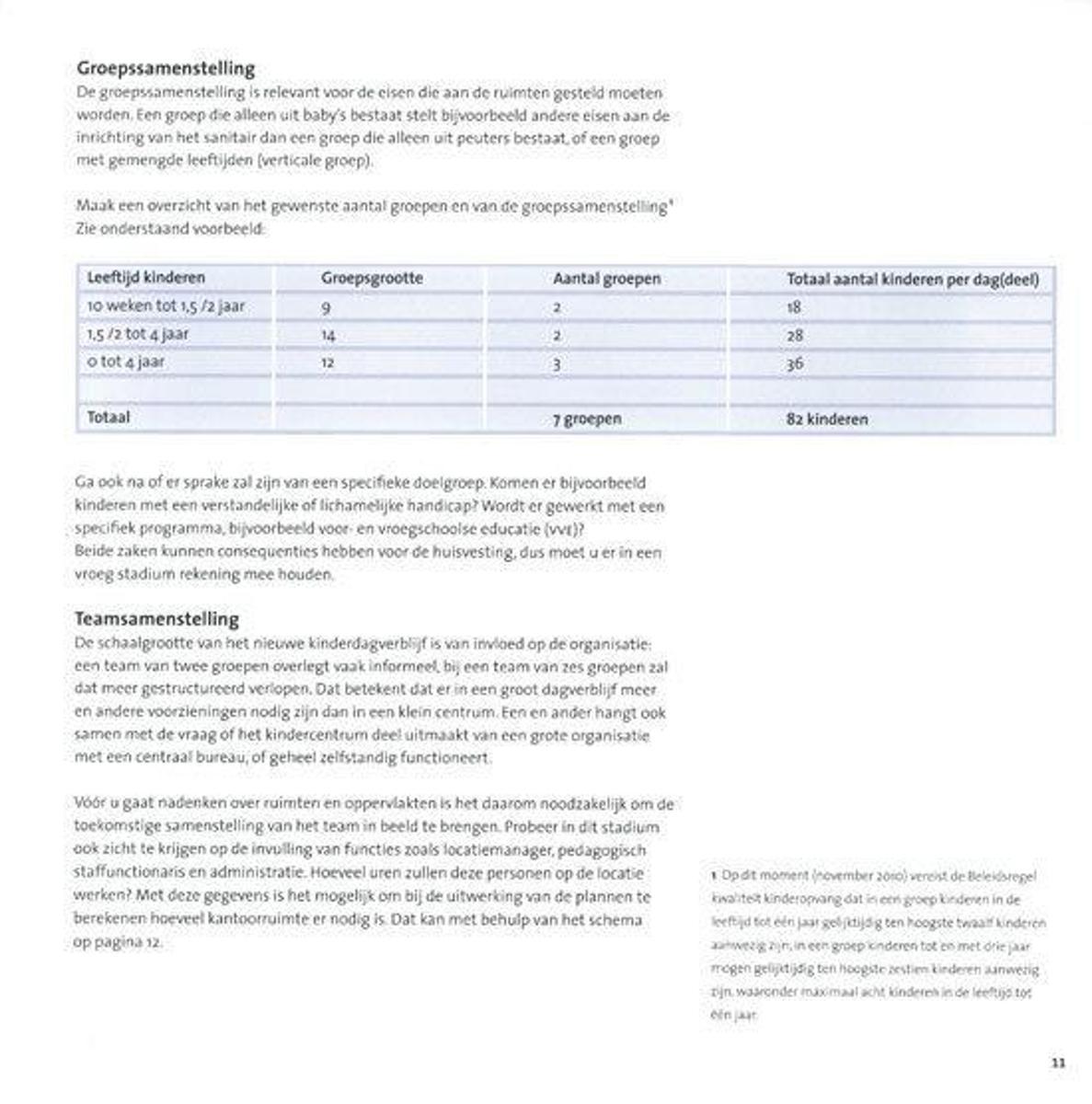 bol.com   Bouwboek voor kindercentra, Schepers Tekst   9789068685763 ...