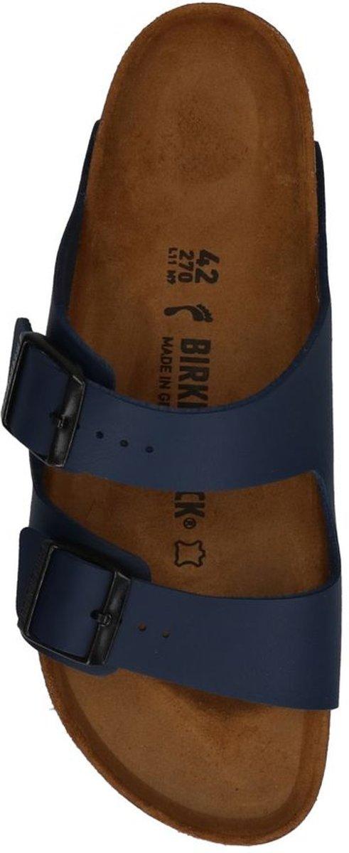 Donkerblauwe Slippers Birkenstock Arizona Heren 47