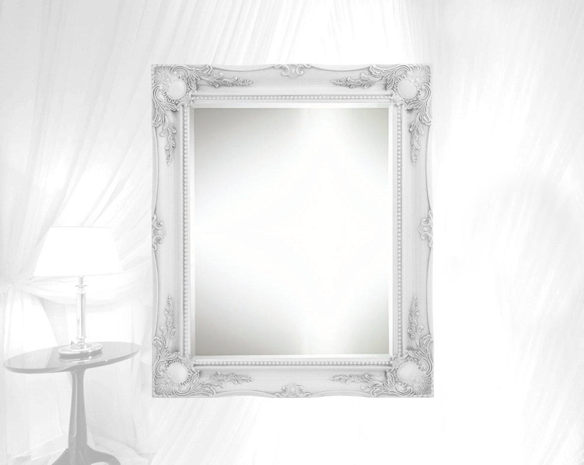 Witte Barok Spiegel : Grote halspiegel gallery of robuuste grote spiegel met brede