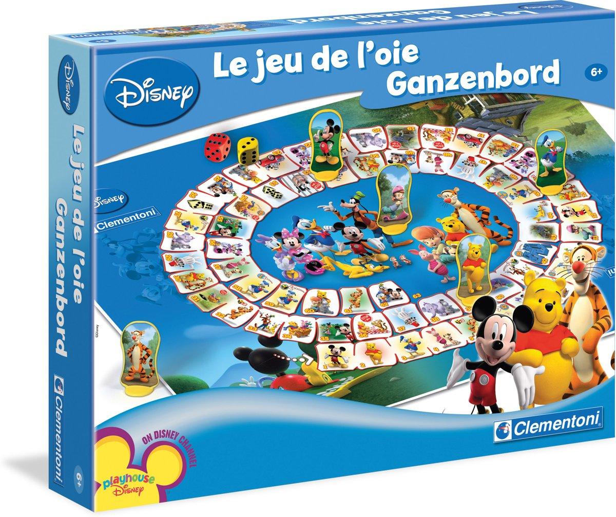 Clementoni Disney Ganzenbord