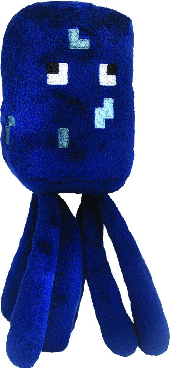 Minecraft Inktvis knuffel