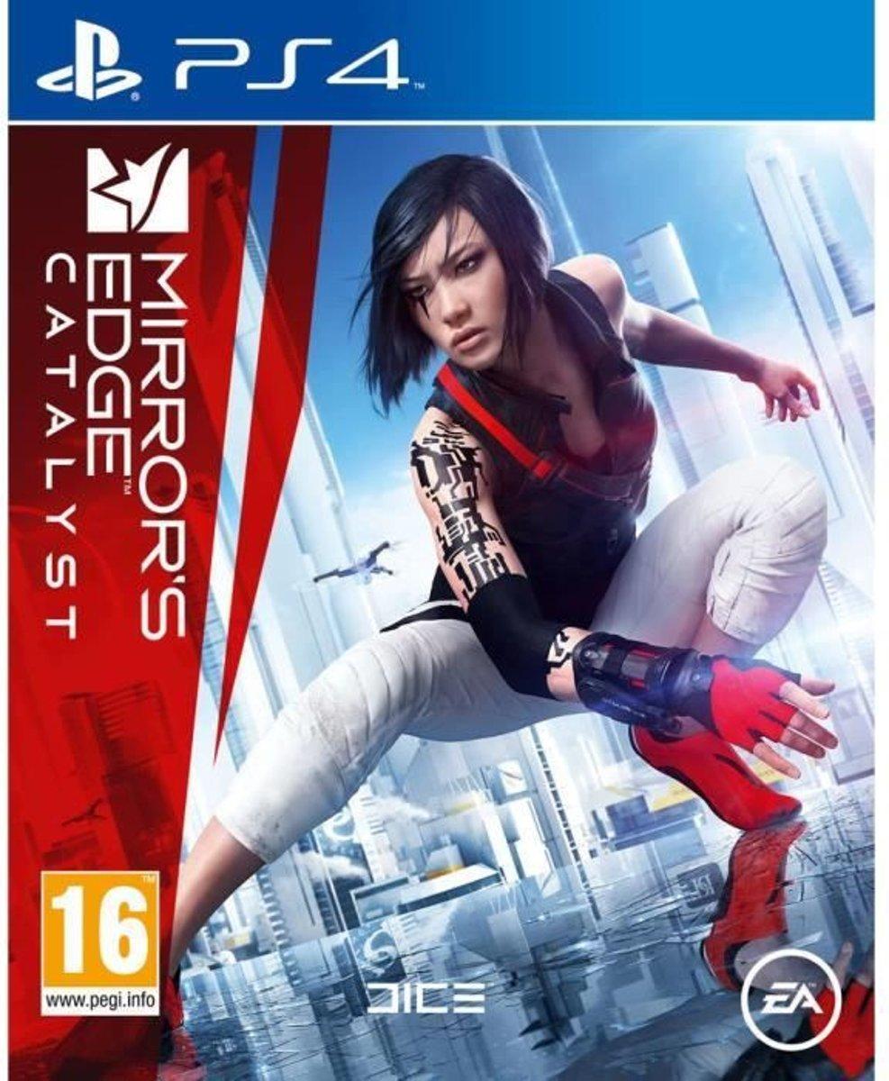 Mirror's Edge: Catalyst - PS4 voor €9,99