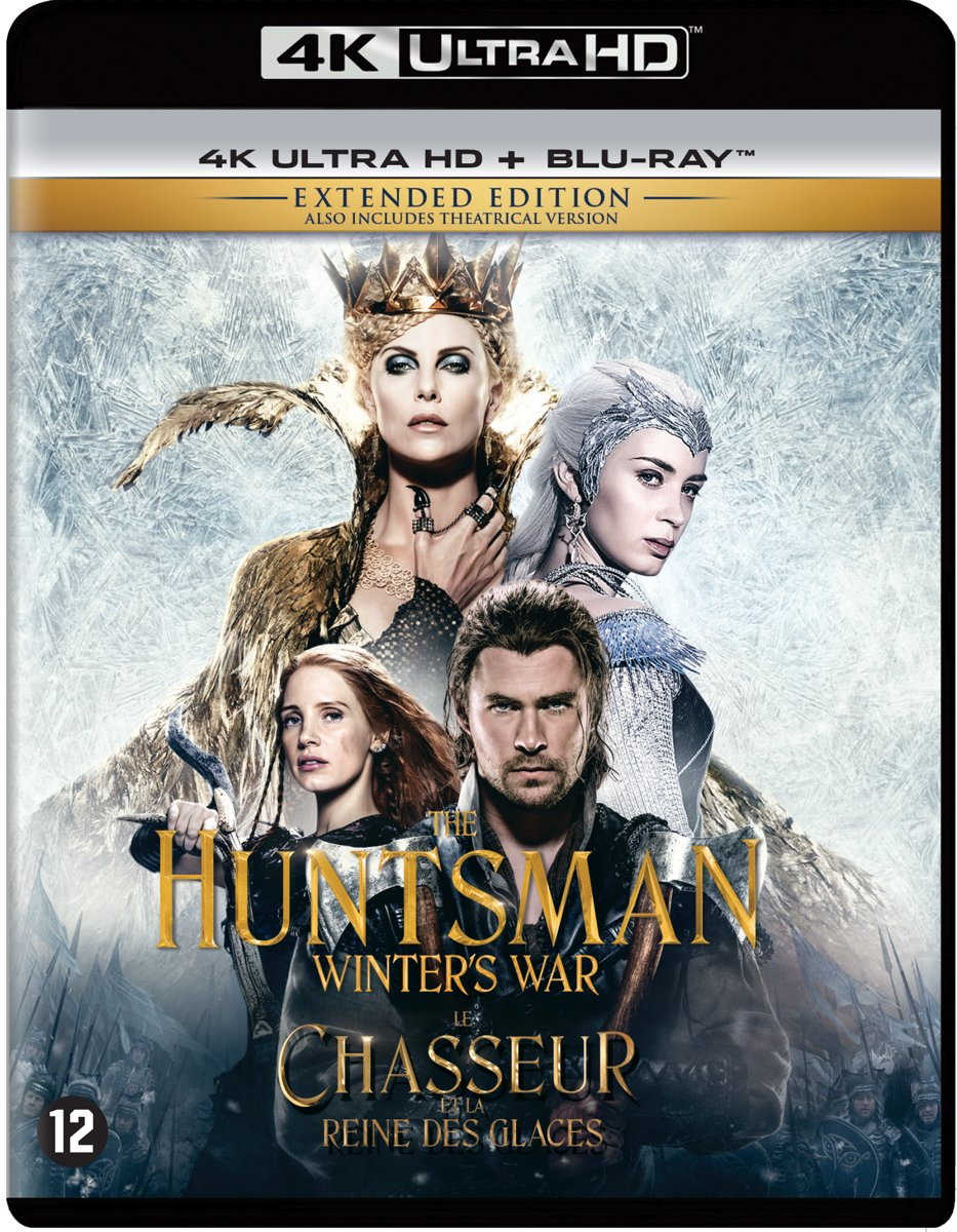 The Huntsman - Winter's War (4K Ultra HD Blu-ray)-