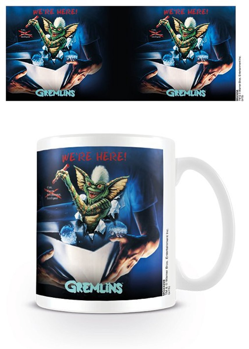 GREMLINS - Mug - 300 ml - We're Here