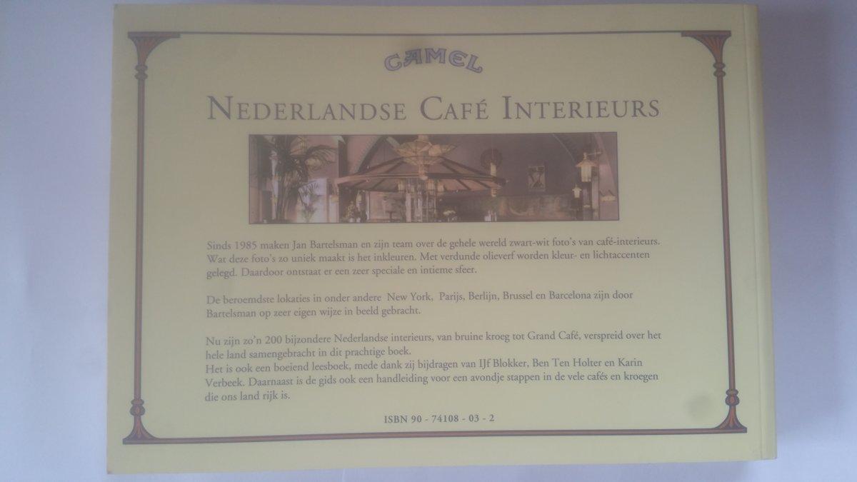 bol.com | Nederlandse cafe interieurs, Bartelsman | 9789074108034 ...