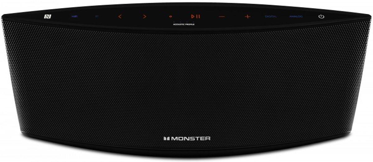 Monster StreamCast S1 Mini Draadloze Speaker kopen