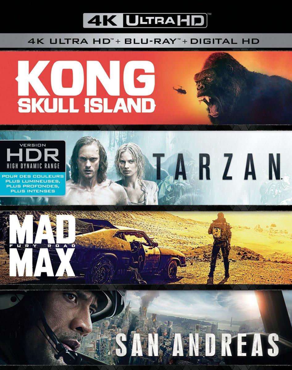 Discovery 2017 Box (4K Ultra HD Blu-ray)-