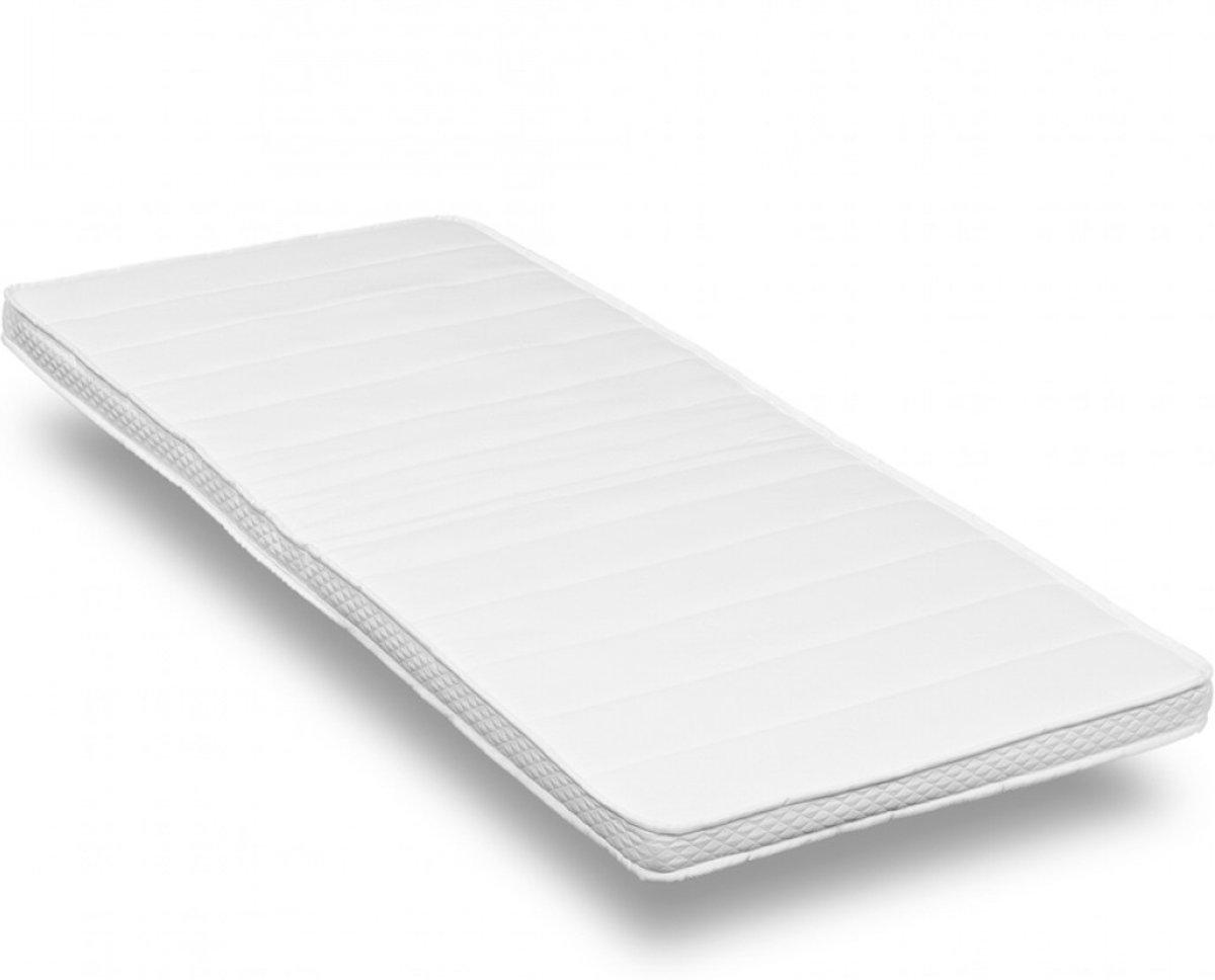 Topdekmatras - Topper 90x210 - Koudschuim HR55 6cm - Medium