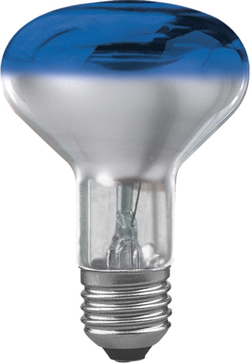 Gloeilamp Reflector Blauw Dimbaar Paulmann (1  stuk) E27 60 W kopen