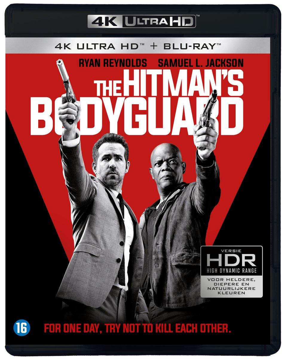 The Hitman's Bodyguard (4K Ultra HD Blu-ray)-