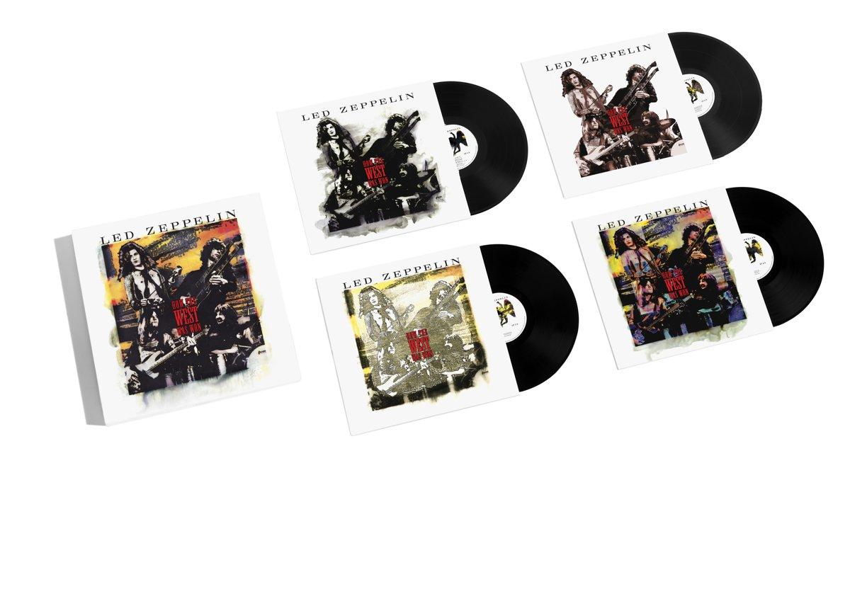 Led Zeppelin - HOW THE WEST WAS WON | Vinyl kopen