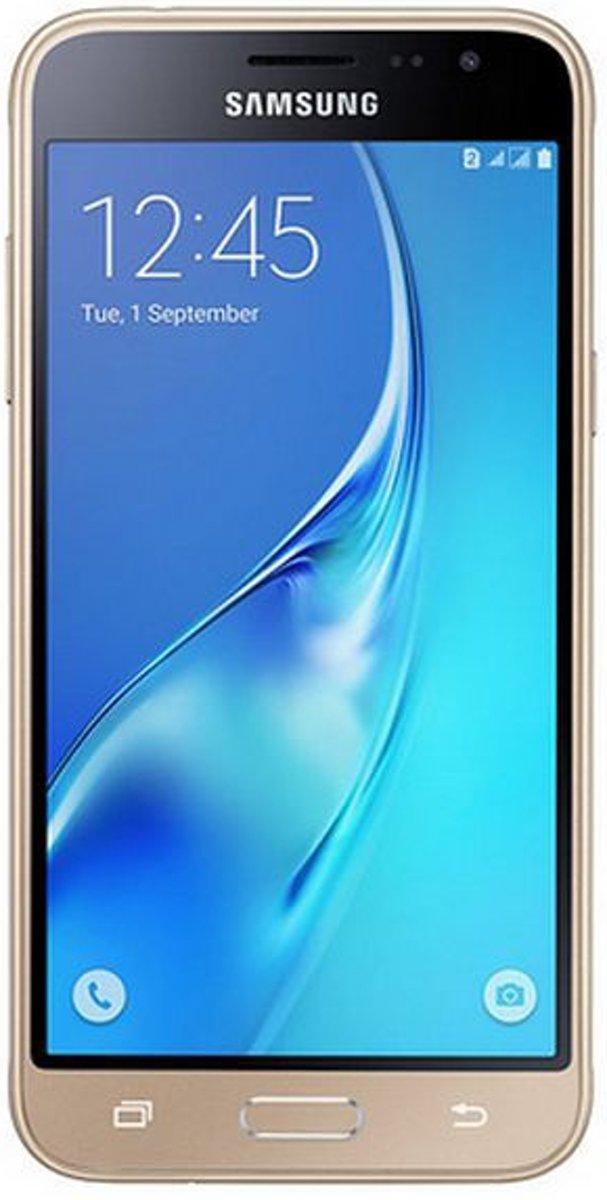 "Mobiele telefoon Samsung SM J320F J3 Galaxy 5"" 4G 8GB Quad Core Goud kopen"
