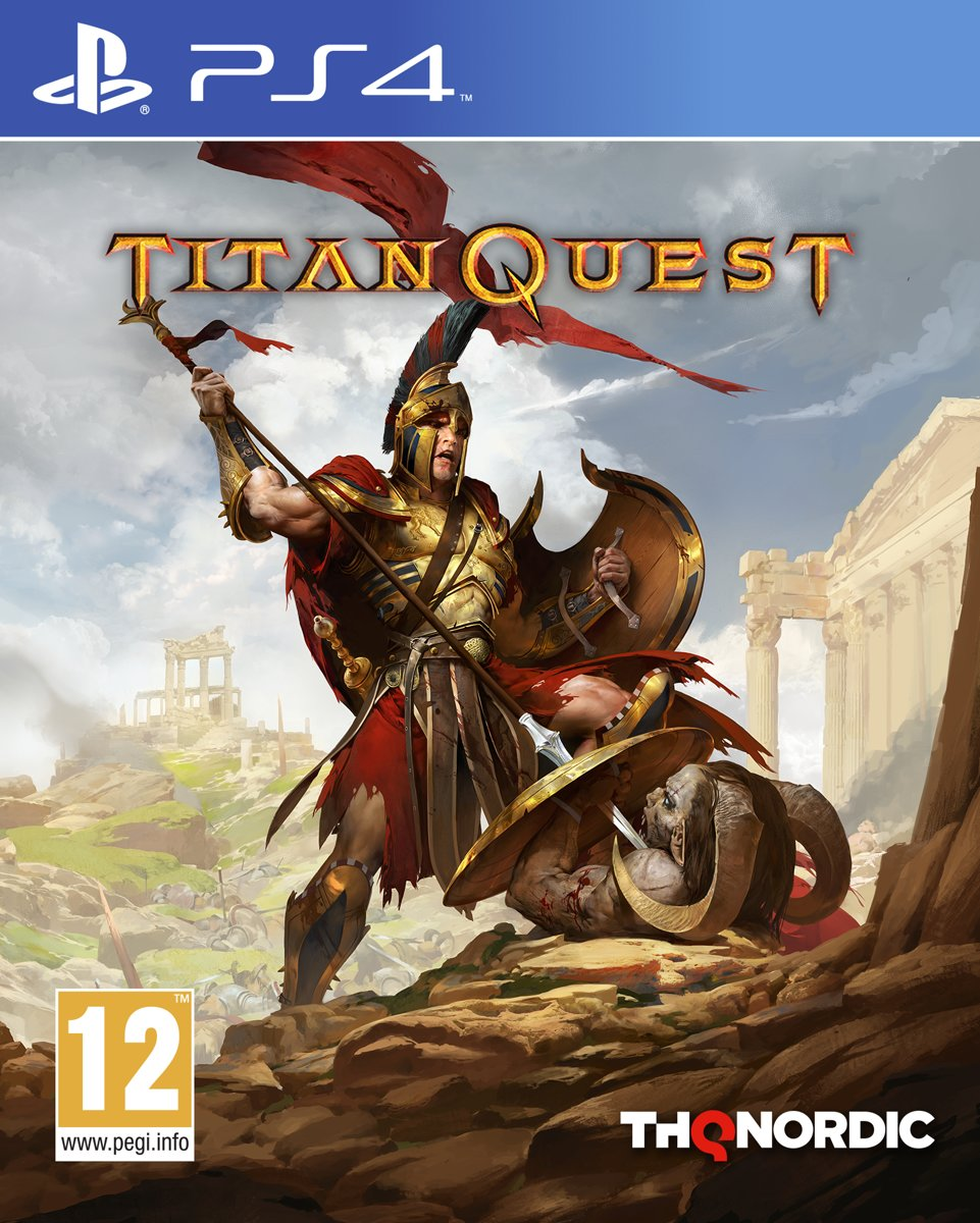 Titan Quest PlayStation 4