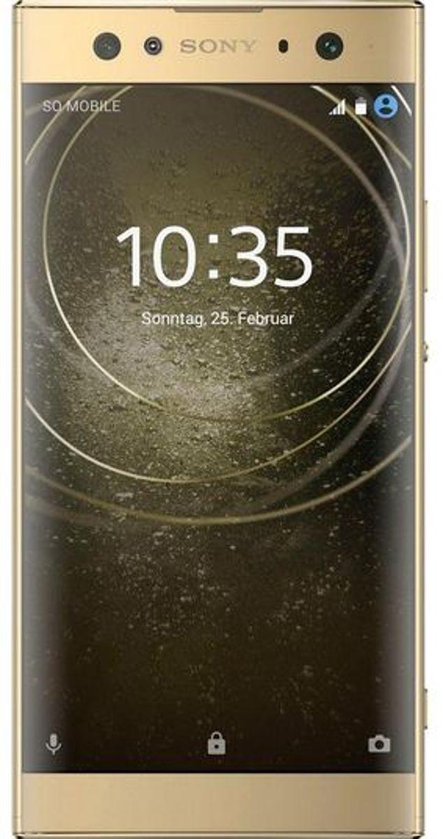 Sony Xperia XA2 Ultra - 32GB - Goud kopen