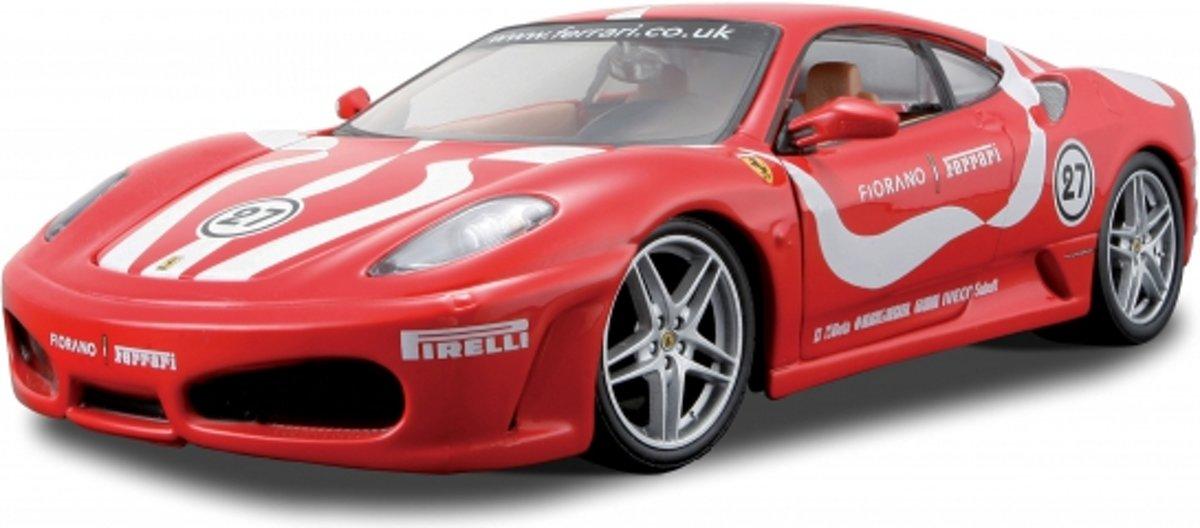 Modelauto Ferrari F430 1:24