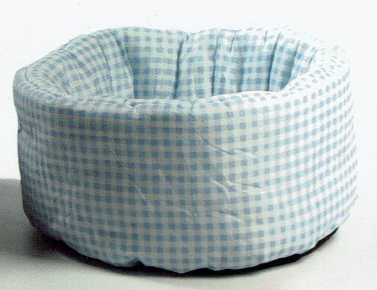 Block basket blauw