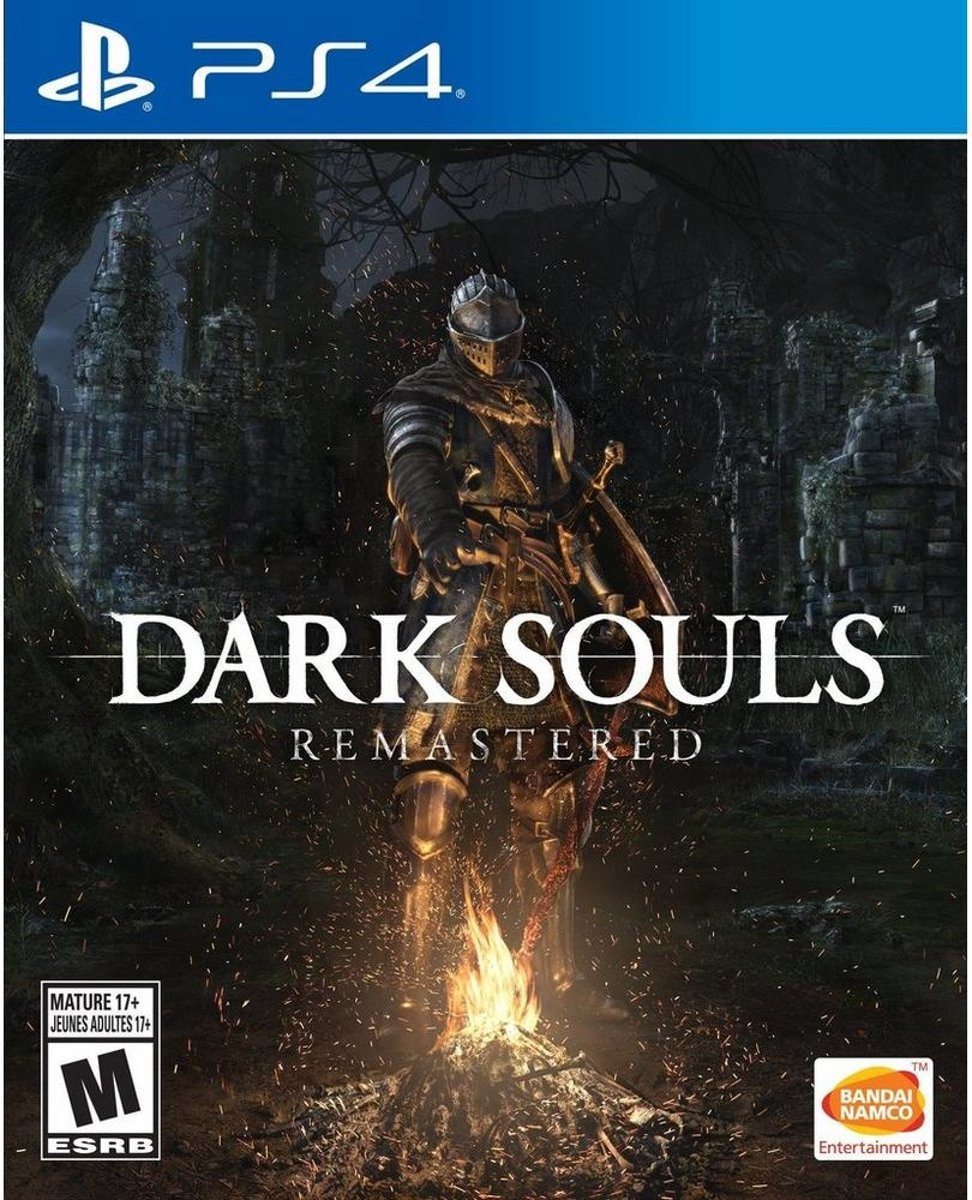 Dark Souls: Remastered PlayStation 4