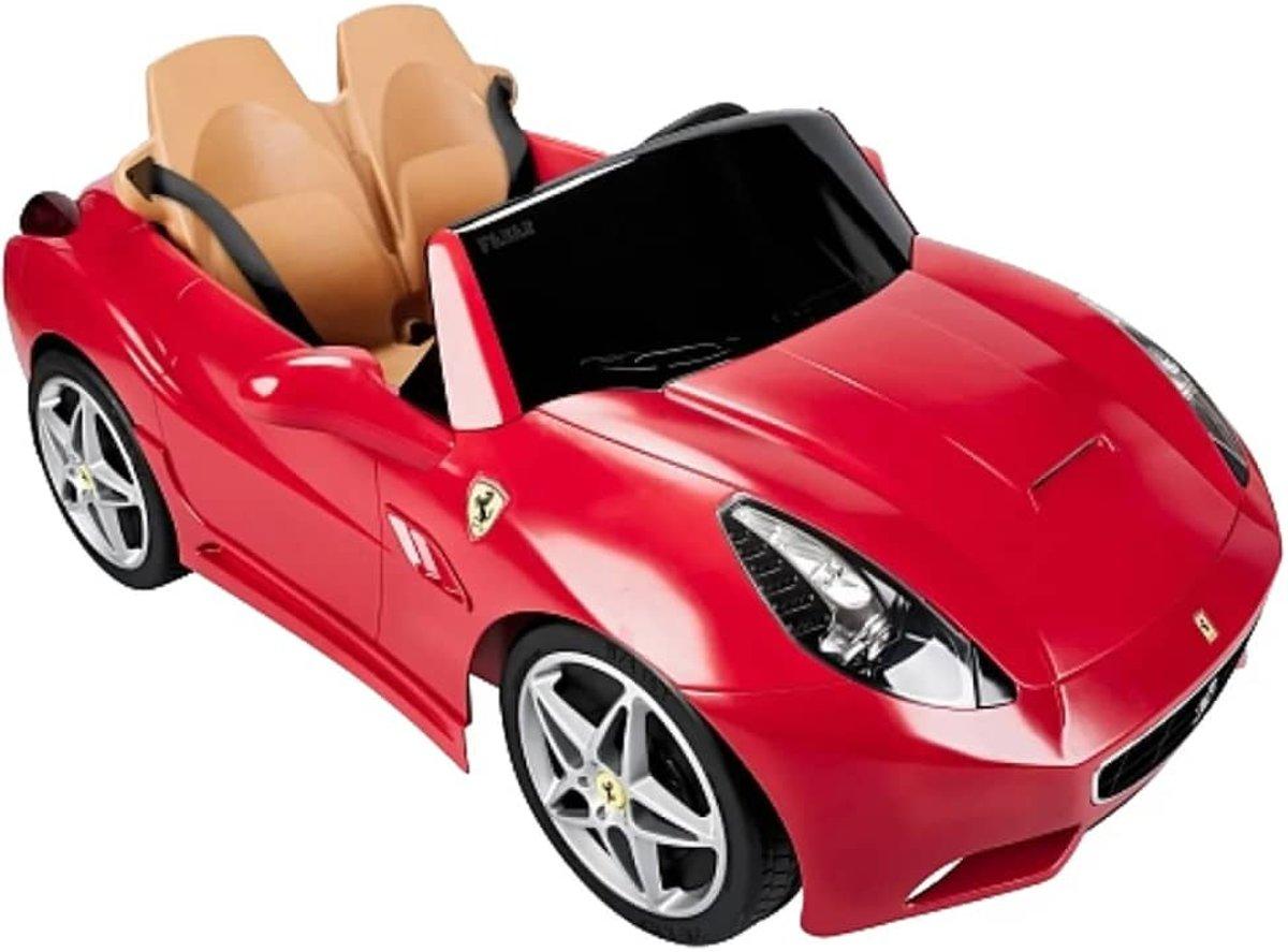Feber Accu Ferrari California - Accuvoertuig - 12V