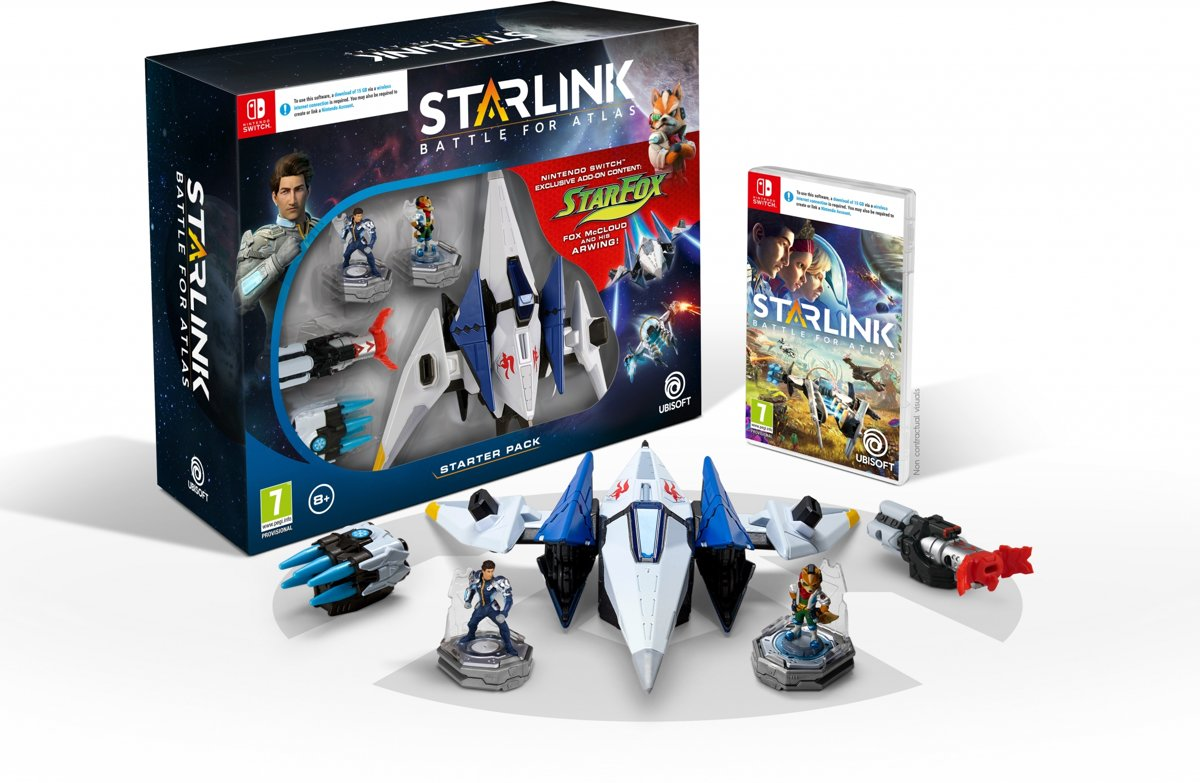 Starlink: Starter Pack Switch