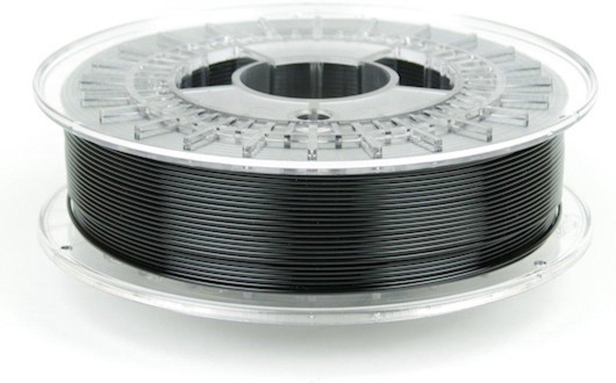 ColorFabb HT BLACK 1.75 / 700 Thermoplastisch copolyester (TPC) Zwart 700g 3D-printmateriaal