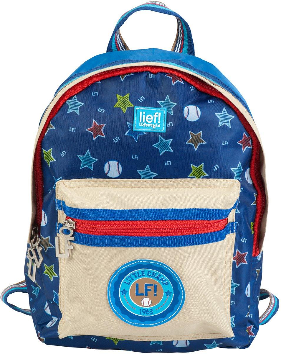 1832700b359 bol.com | Lief! Kinderrugzak - Stars
