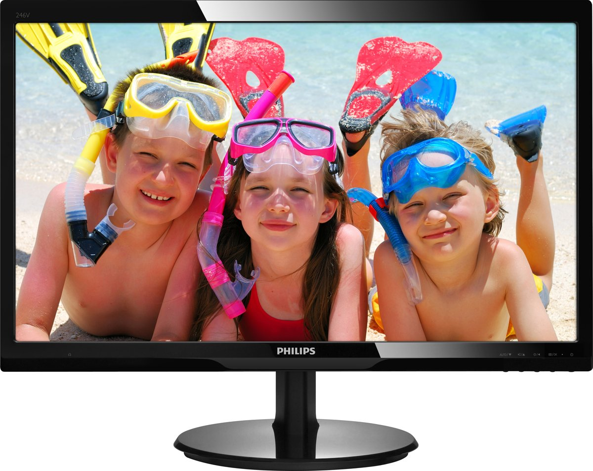 Philips 246V5LHAB - Monitor voor €29,50