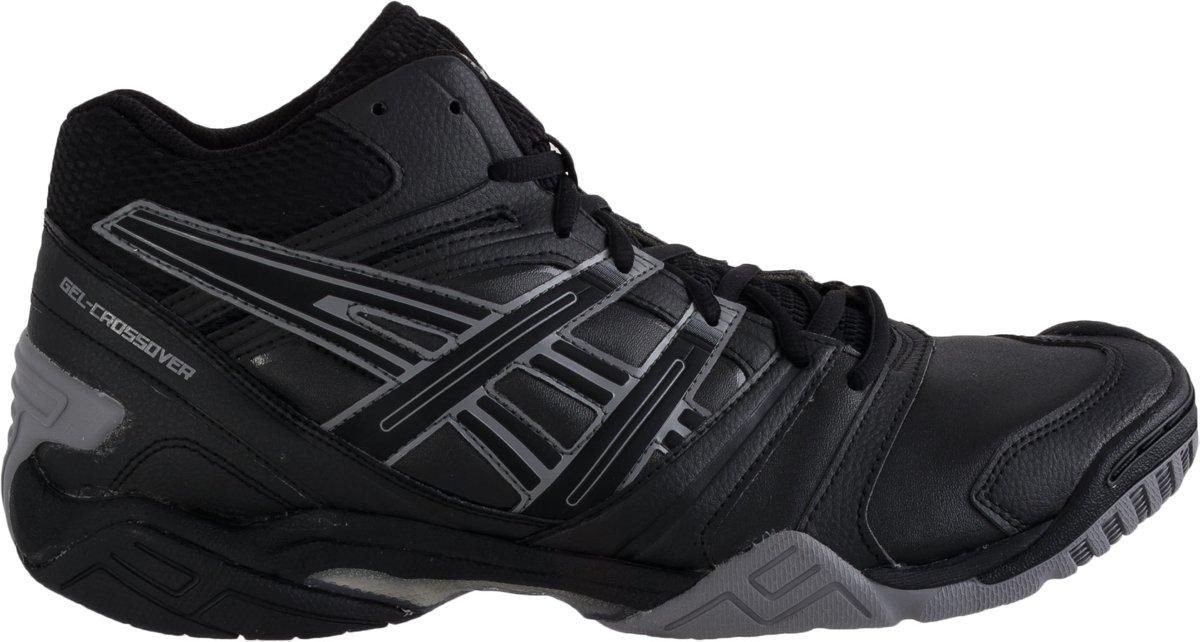 Asics Gel Crossover 4 fitnessschoenen heren zwartgrijs