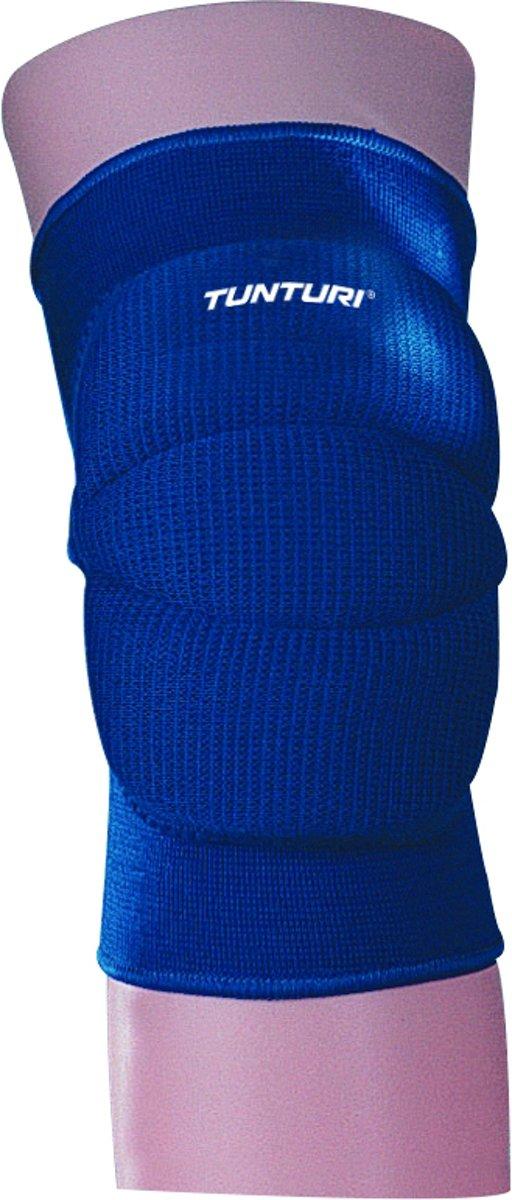 Tunturi Volleybal Kniebeschermers - Kniebeschermers volleybal - Blauw - Junior