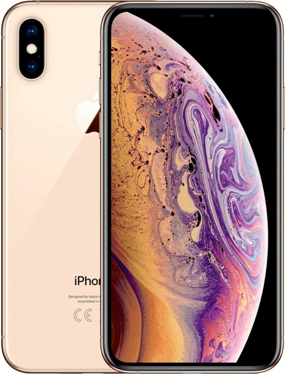 Apple iPhone XS Max refurbished door Renewd - 256GB - Goud kopen