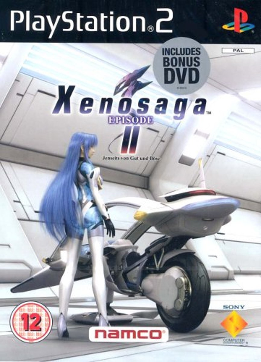 Xenosaga Episode 2 kopen
