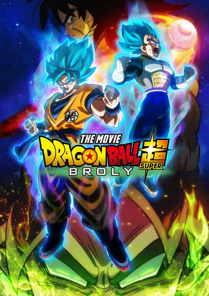 Dragon Ball Super Broly (Blu-ray) kopen