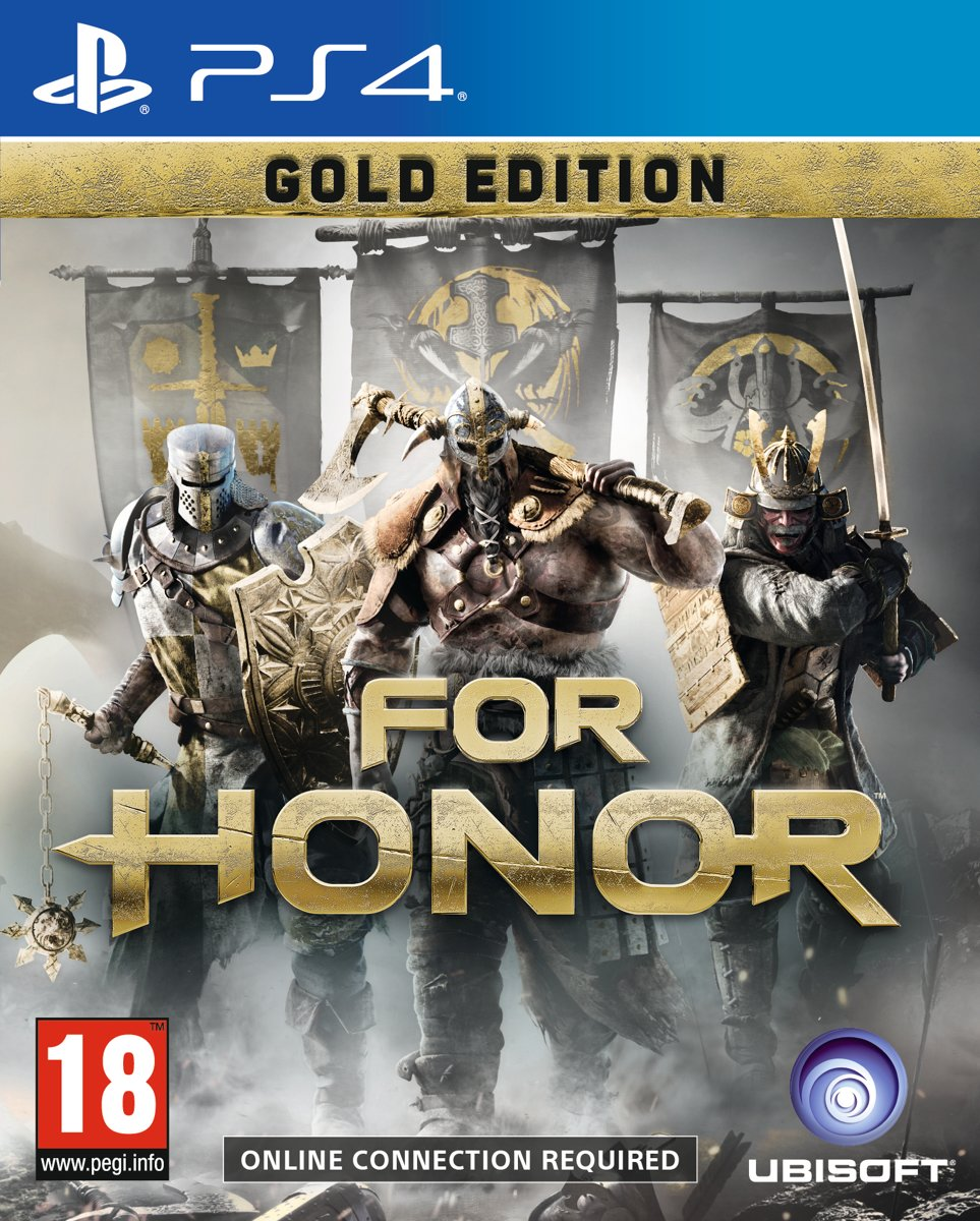 For Honor - Gold Edition PlayStation 4