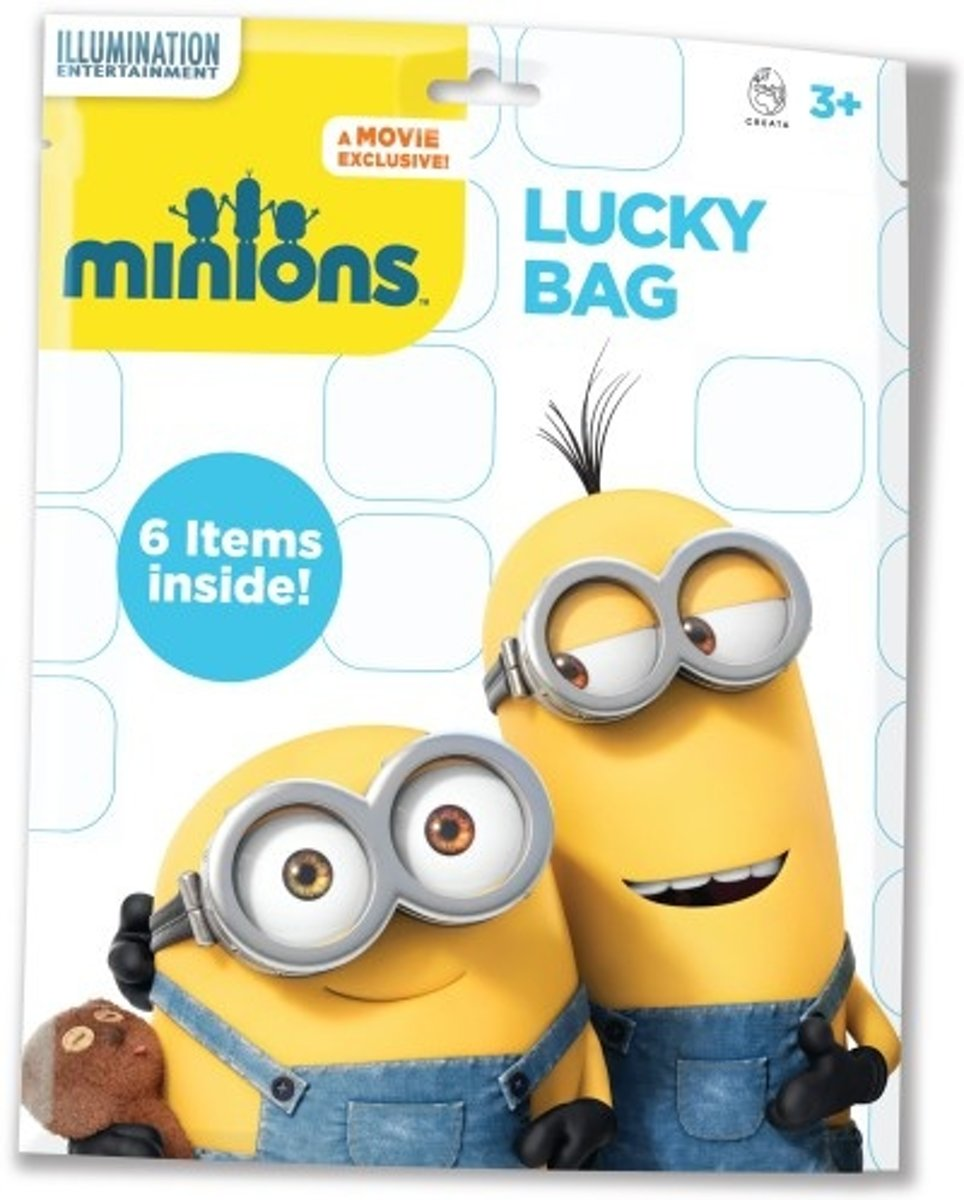 Lucky Bag Minions