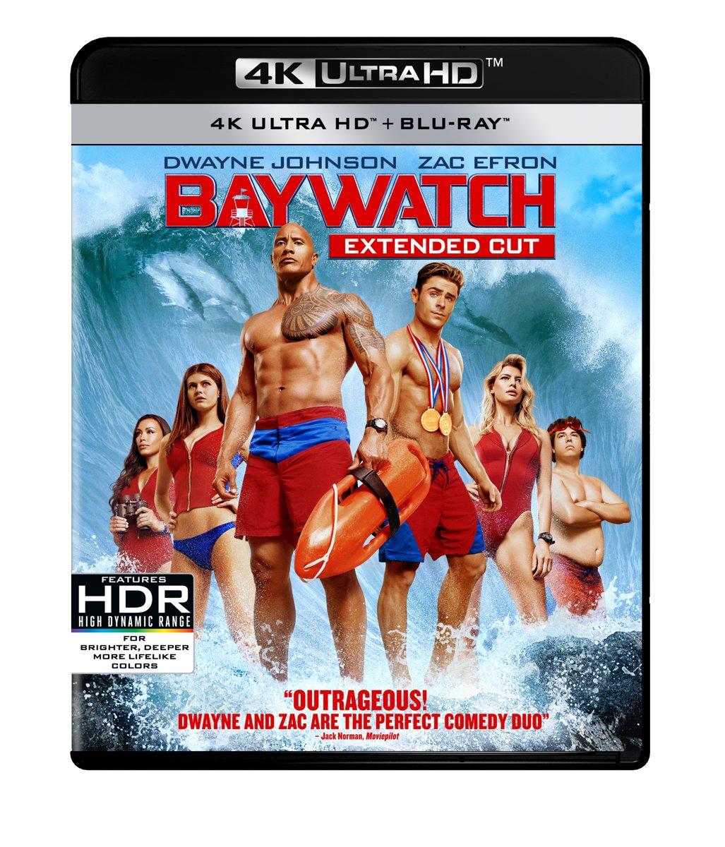 Baywatch (4K Ultra HD Blu-ray)-