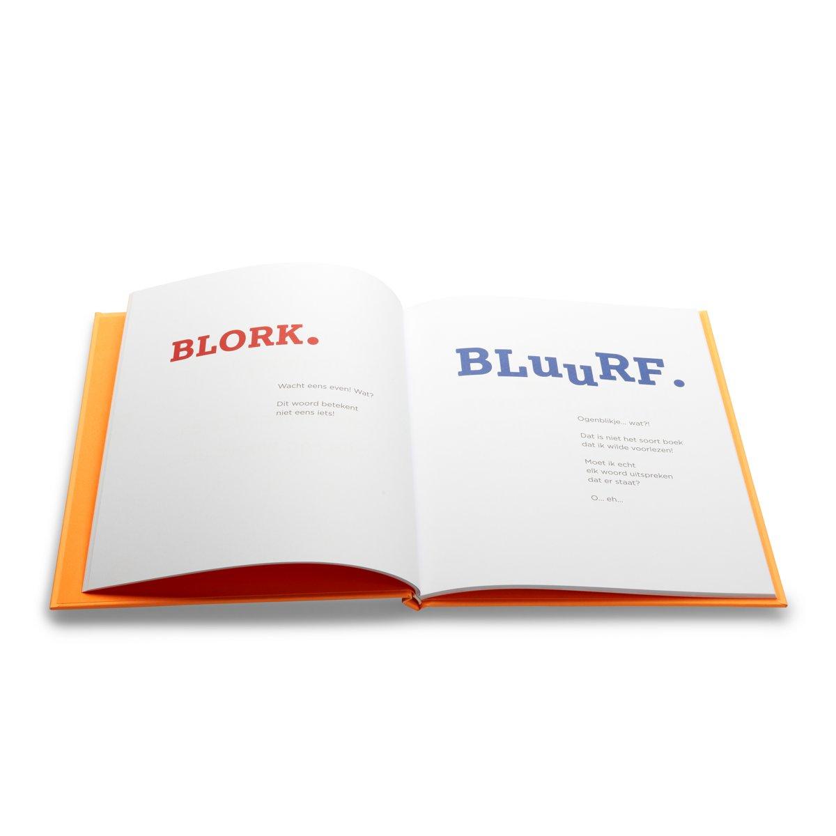 Bol Com Het Boek Zonder Tekeningen B J Novak 9789401424875