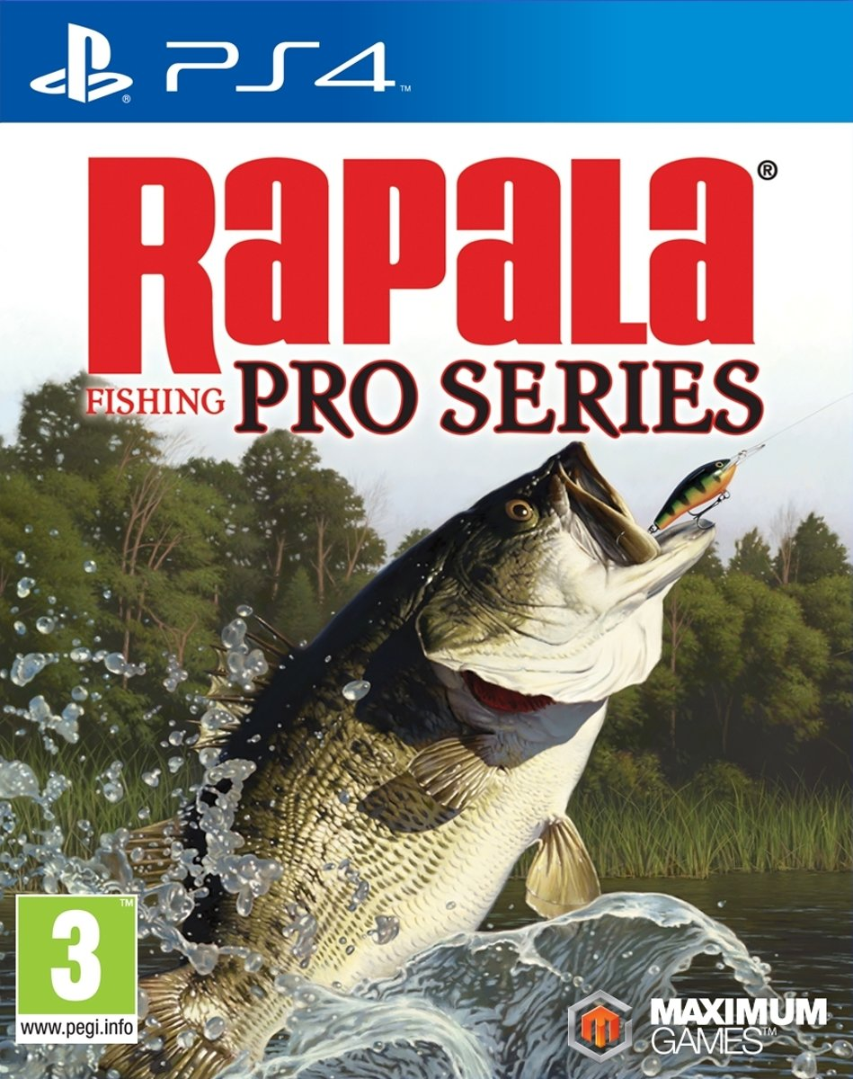 Rapala Fishing Pro Series PlayStation 4