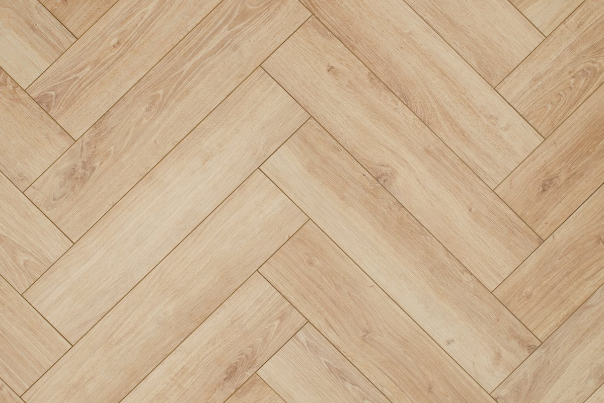 Wit Eiken Laminaat : Bol.com floer visgraat laminaat vloer mat wit eiken 64 x 14 3 x