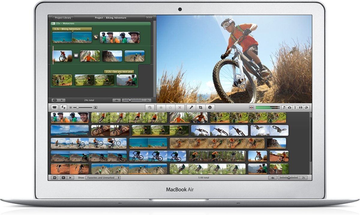 Renewd Refurbished MacBook Air 13'' - i5 - 4GB - 128GB SSD (2013-2014) (Qwertz) kopen