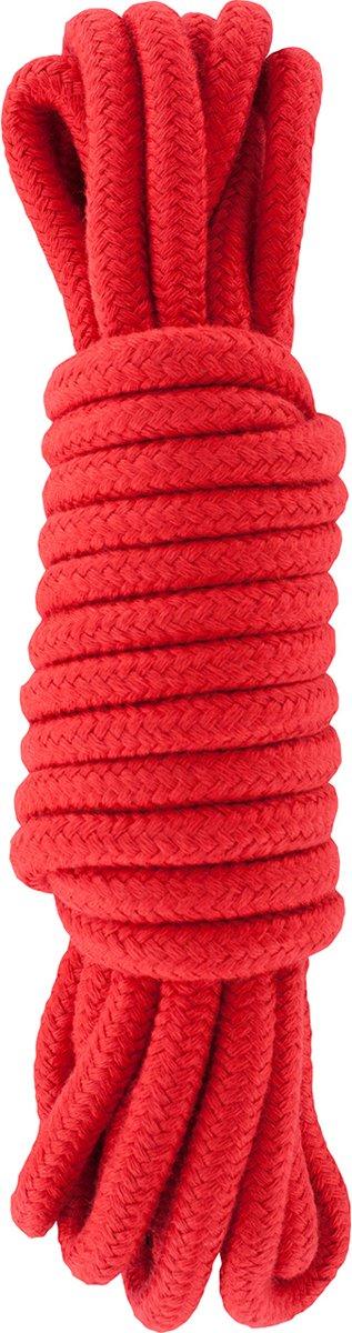 Foto van Hidden Desire Bondage Rope 5m (rood)