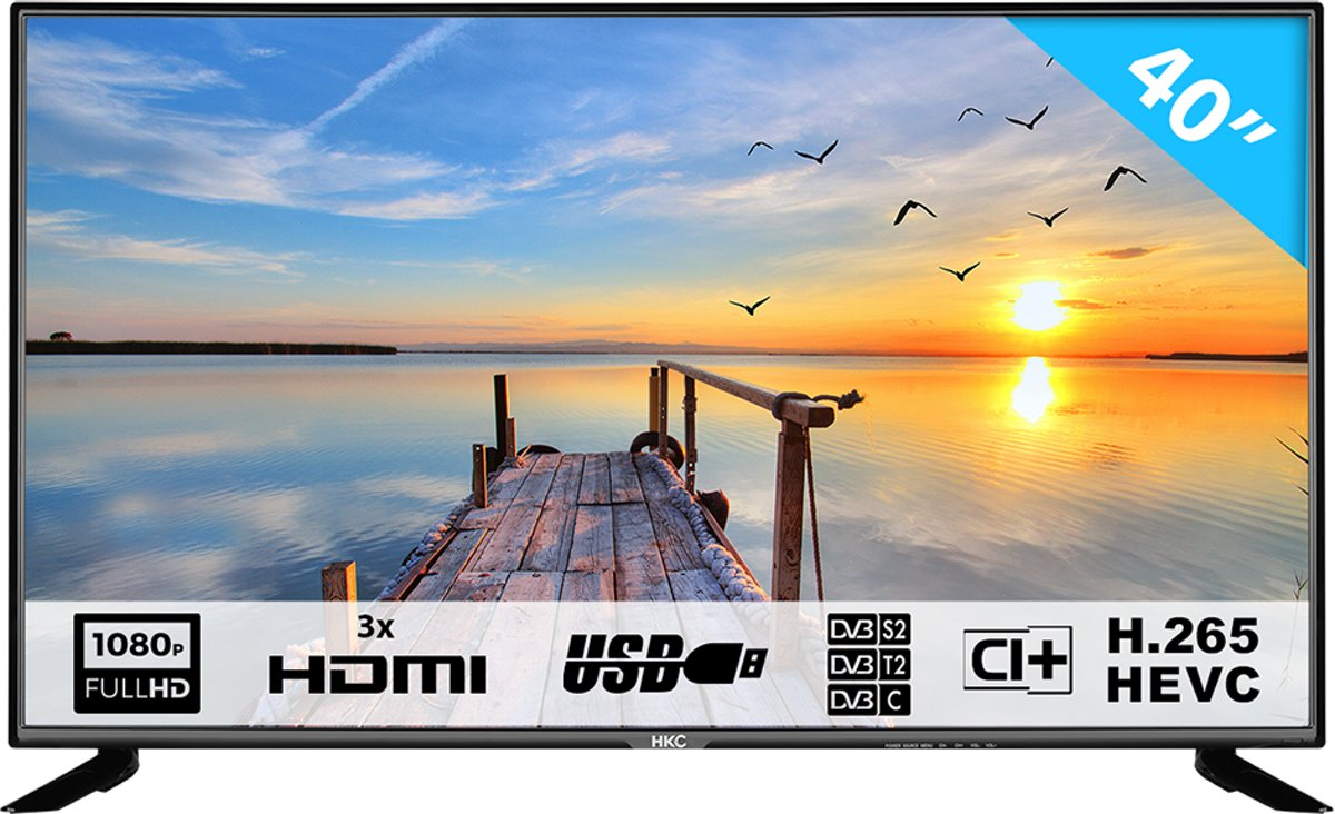 HKC 40F1-A2EU - Full HD TV