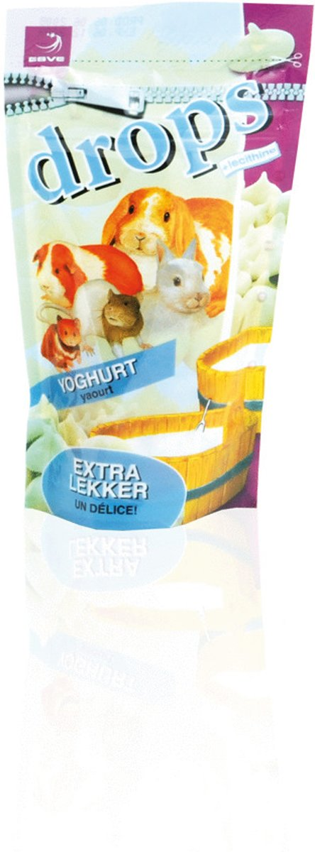 ESVE snacks Knaagdier Drops Yoghurt