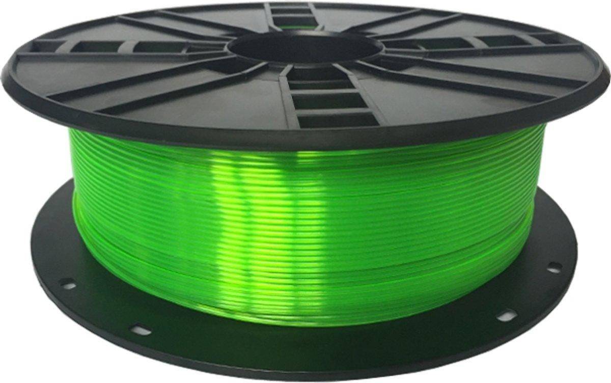 Gembird3 3DP-PETG1.75-01-G - Filament PETG, 1.75 mm, groen