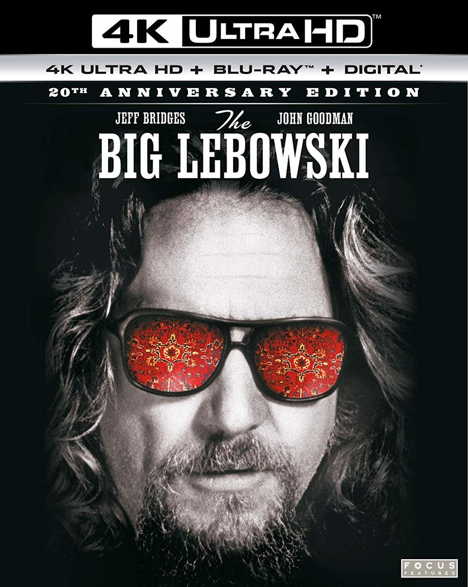The Big Lebowski (4K Ultra HD + Blu-ray + Digital Download) [UHD]-