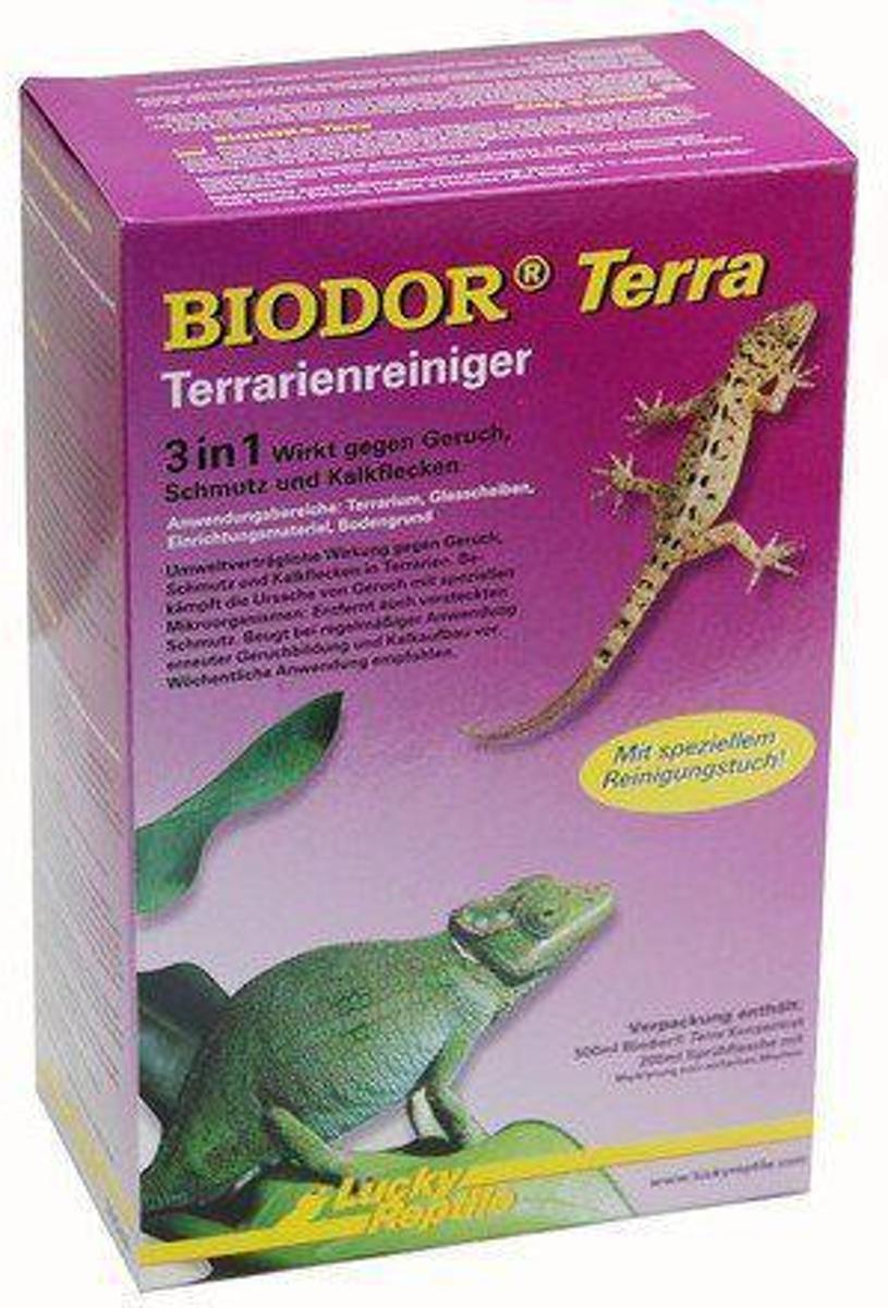 Lucky Reptile Biodor Terra 500ml