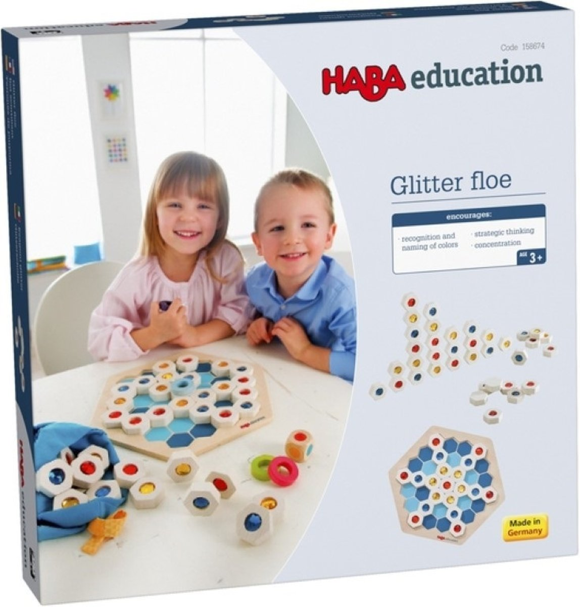 Haba Education - Glitter Floe