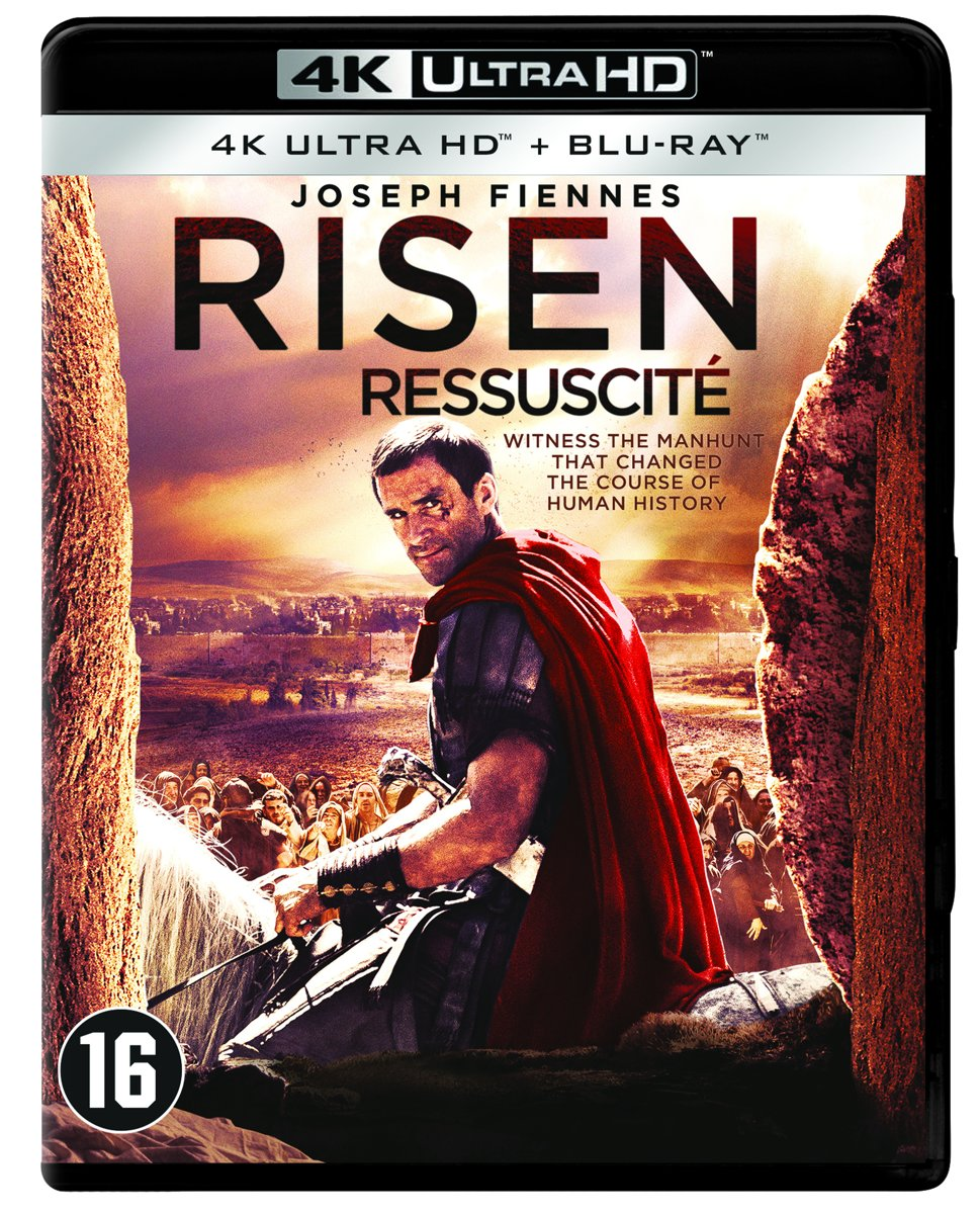 Risen (4K Ultra HD Blu-ray)-