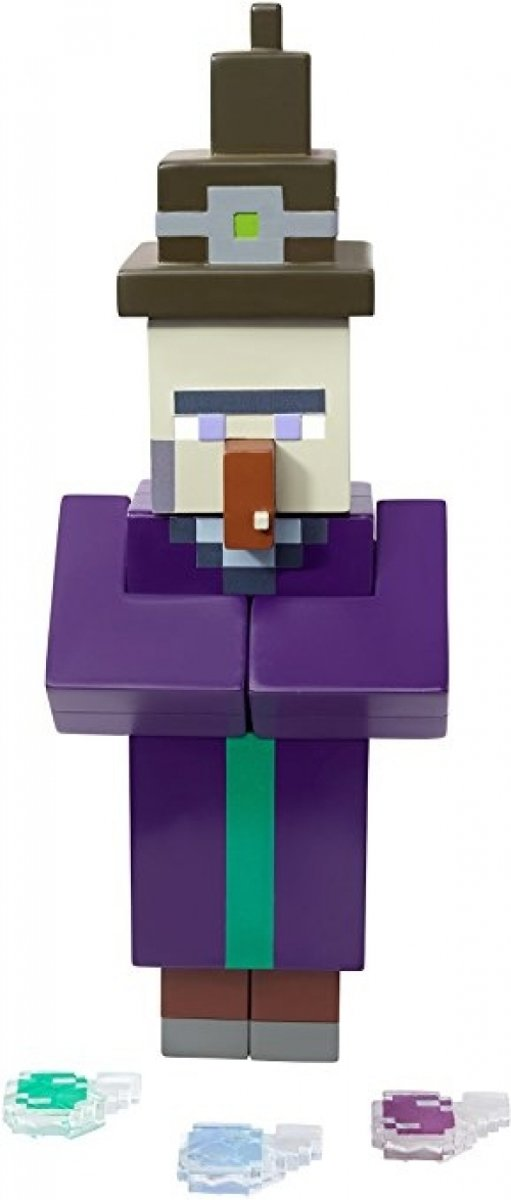 Minecraft Action Figure: Potion Throwing Witch