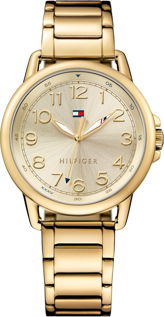 | Tommy Hilfiger TH1781656 Horloge Staal