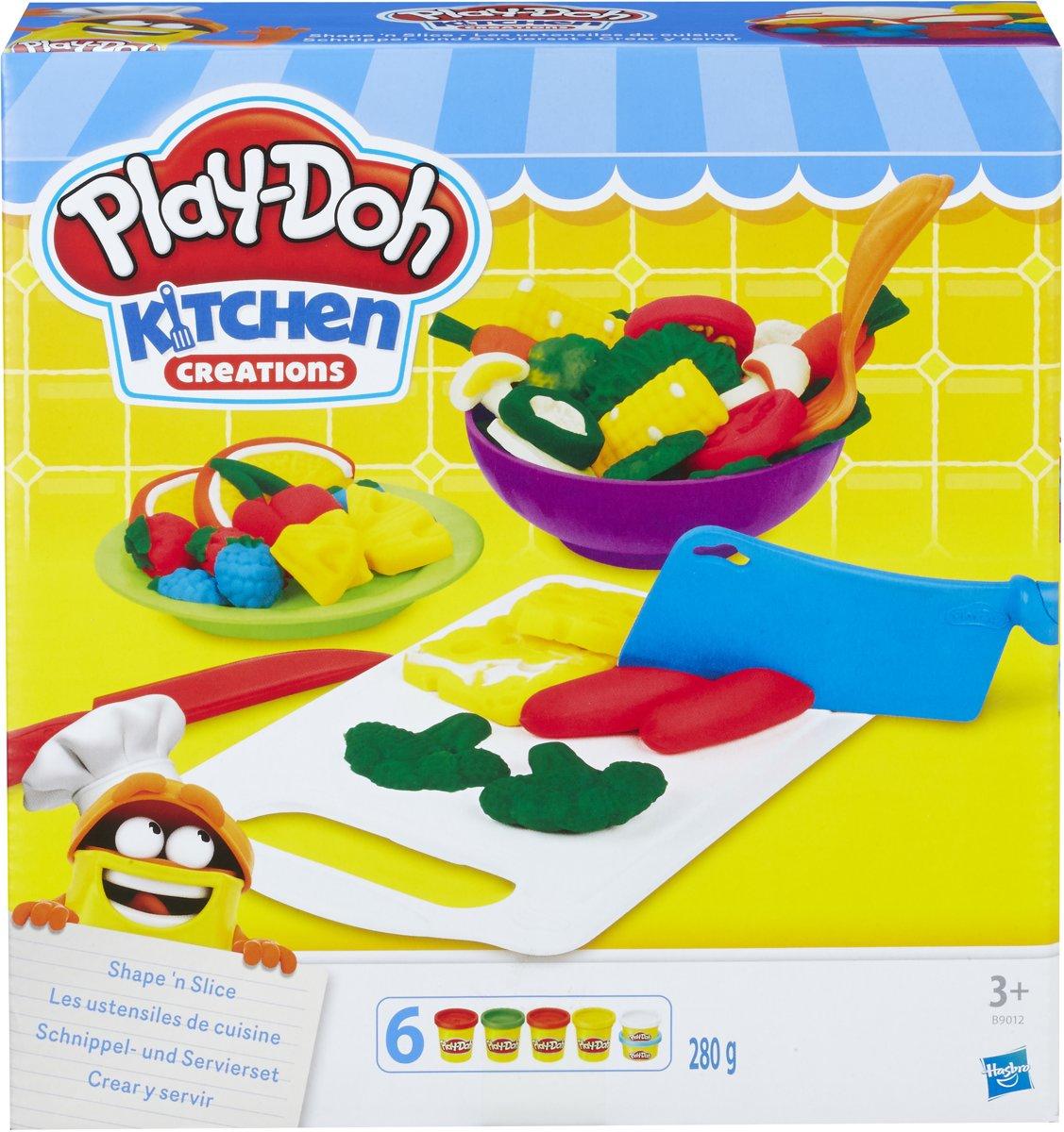 Play-Doh Keukengereedschap - Klei Speelset